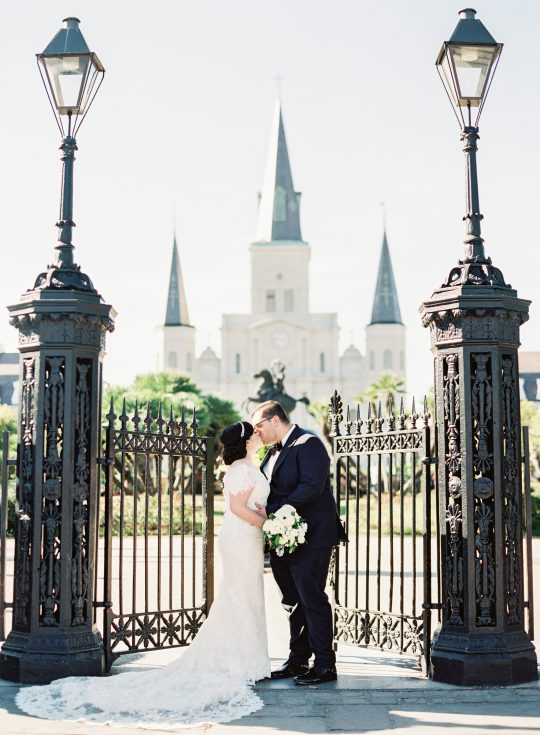 French Quarter New Orleans Wedding