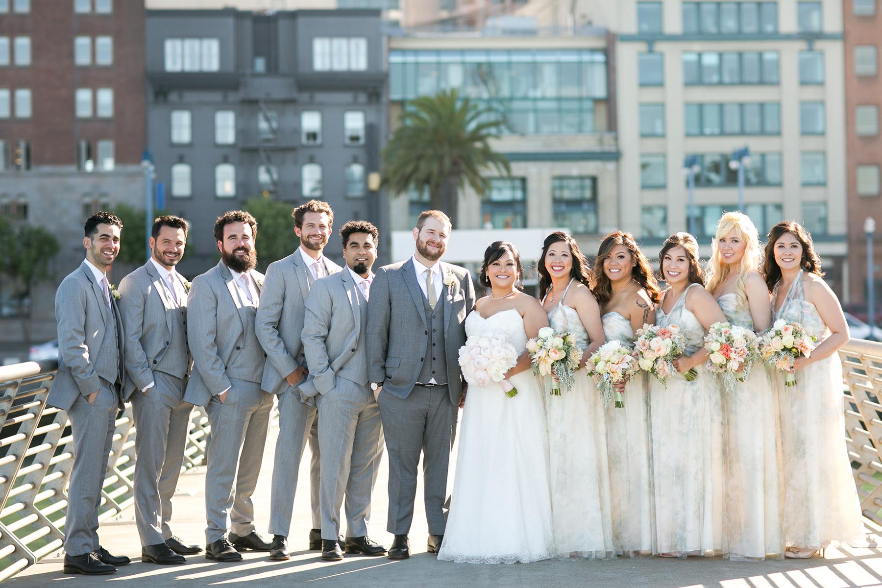 Iconic San Francisco Garden Wedding Sabine Scherer Photography11