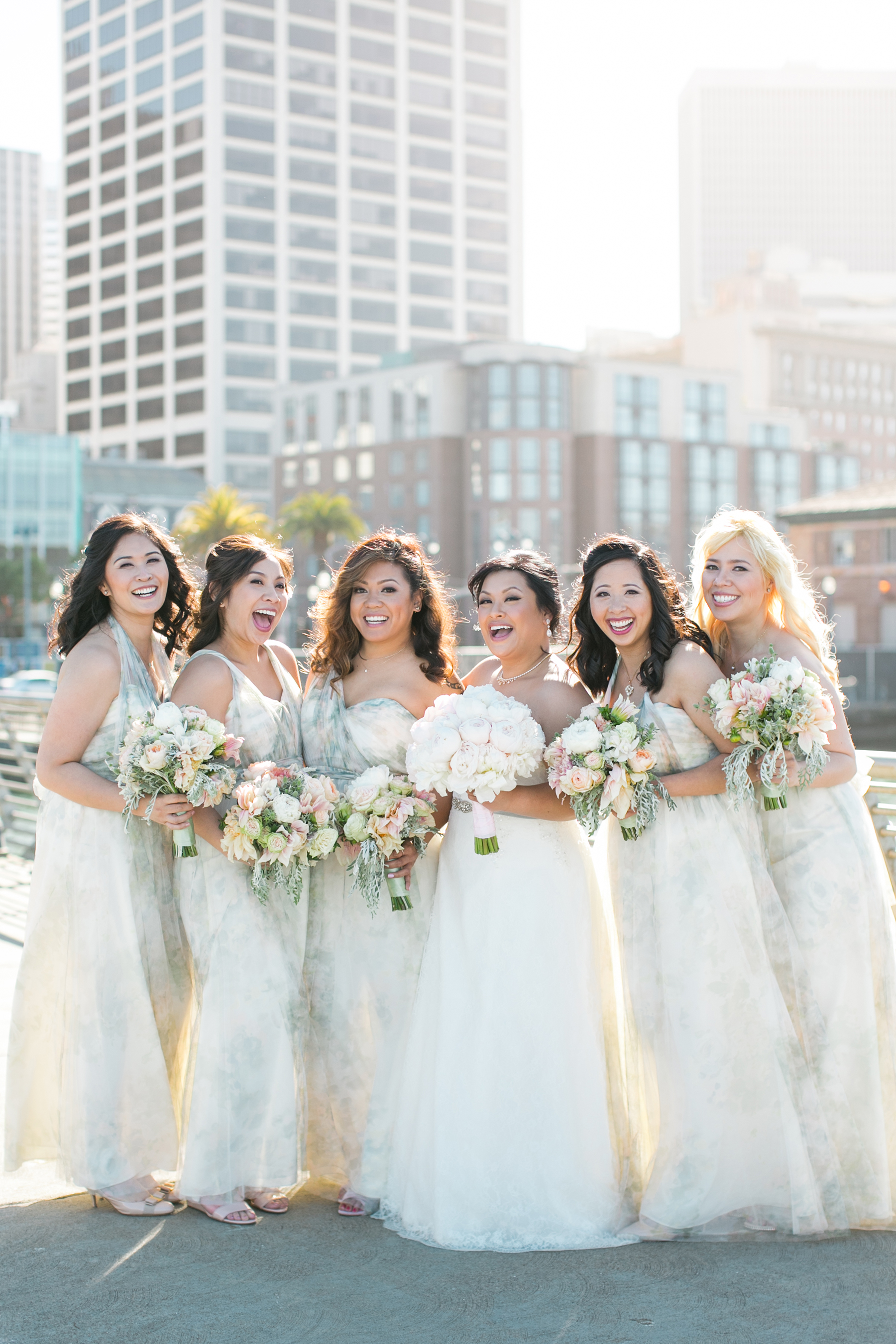 Iconic San Francisco Garden Wedding Sabine Scherer Photography12