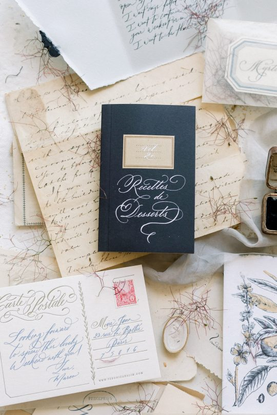 Intimate and Lush Elopement Inspiration in Normandy Alexi Lee Photography01