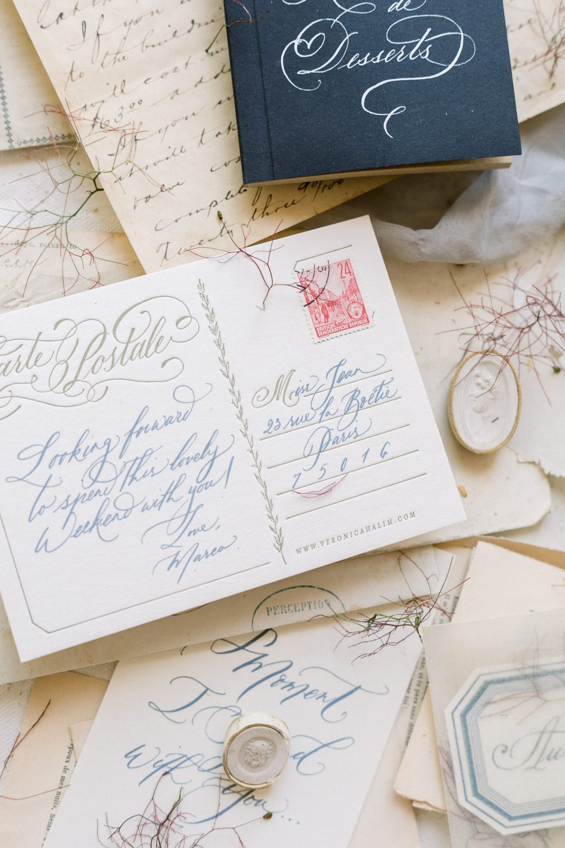 Intimate and Lush Elopement Inspiration in Normandy Alexi Lee Photography02