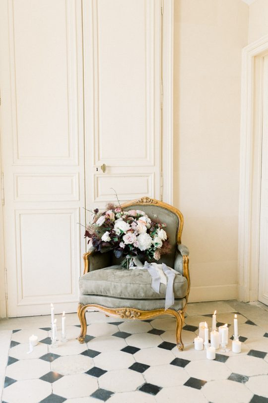 Intimate and Lush Elopement Inspiration in Normandy Alexi Lee Photography10