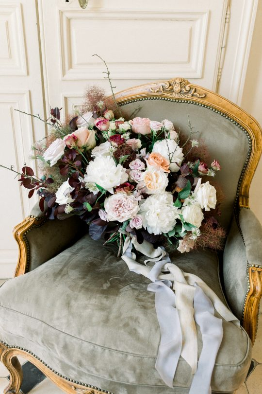 Intimate and Lush Elopement Inspiration in Normandy Alexi Lee Photography11
