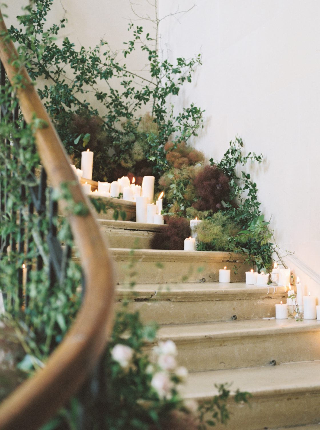 Intimate and Lush Elopement Inspiration in Normandy Alexi Lee Photography13