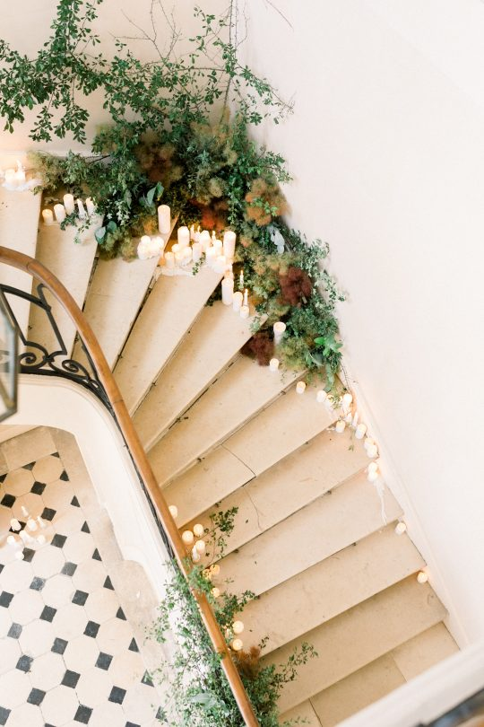 Intimate and Lush Elopement Inspiration in Normandy Alexi Lee Photography15