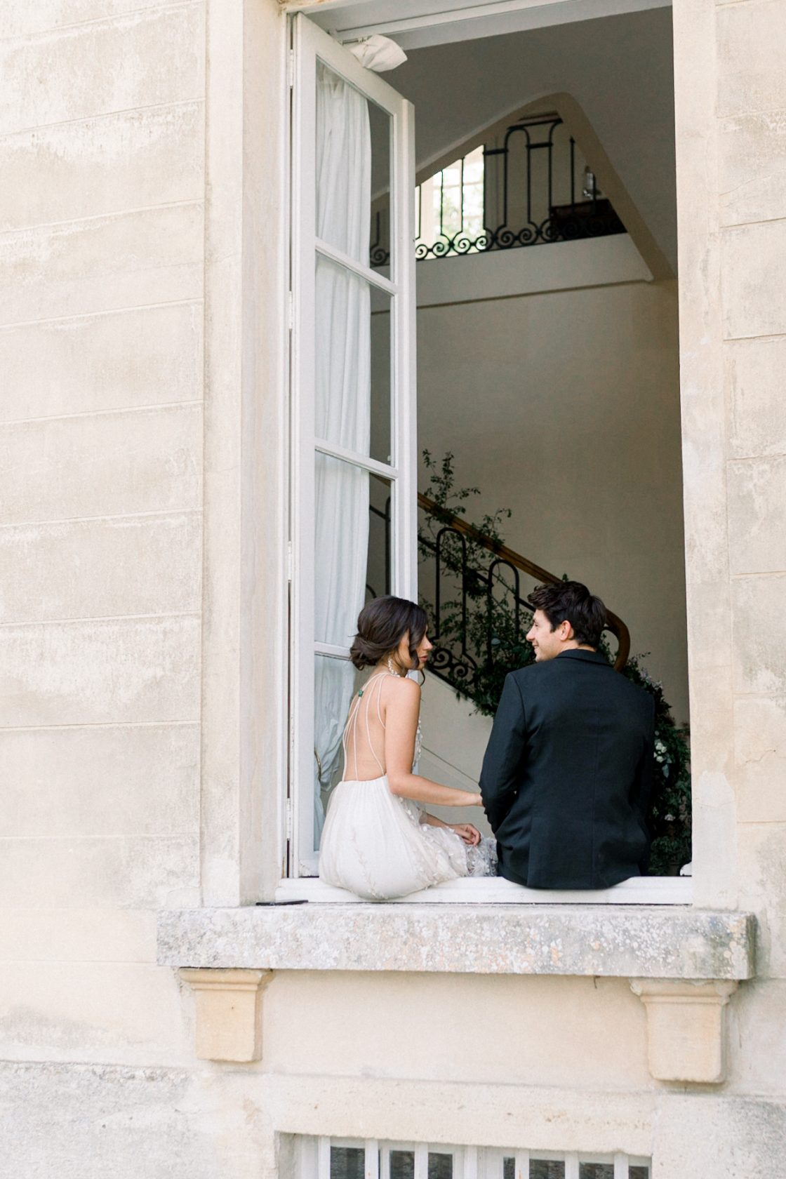 Intimate and Lush Elopement Inspiration in Normandy Alexi Lee Photography24