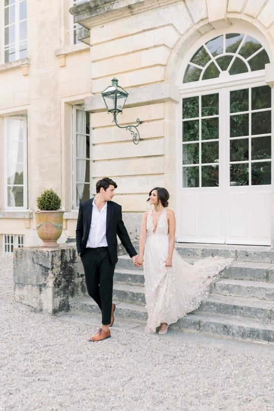 Intimate and Lush Elopement Inspiration in Normandy Alexi Lee Photography26