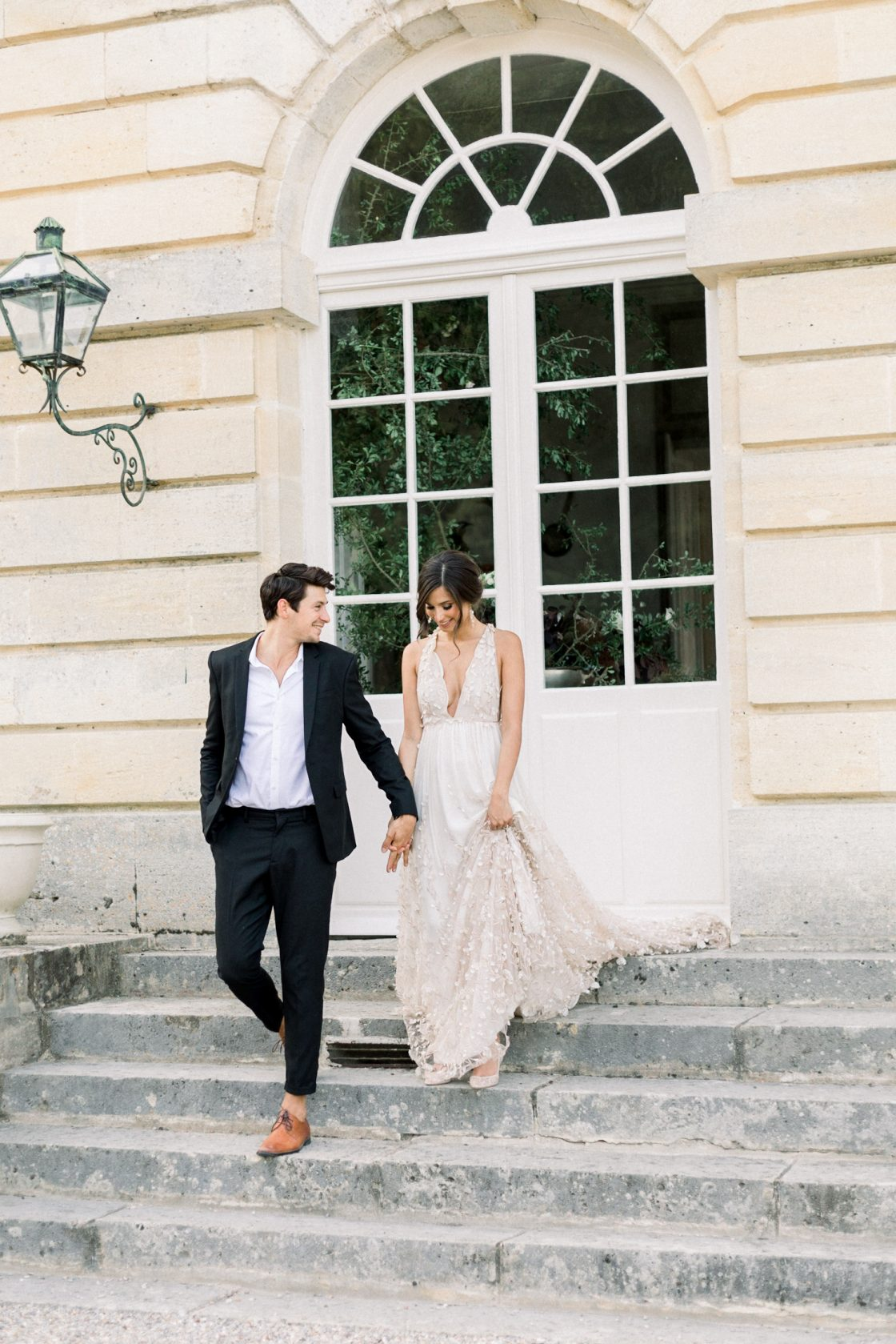 Intimate and Lush Elopement Inspiration in Normandy Alexi Lee Photography27