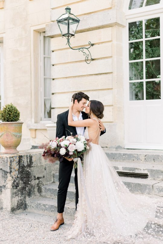 Intimate and Lush Elopement Inspiration in Normandy Alexi Lee Photography28