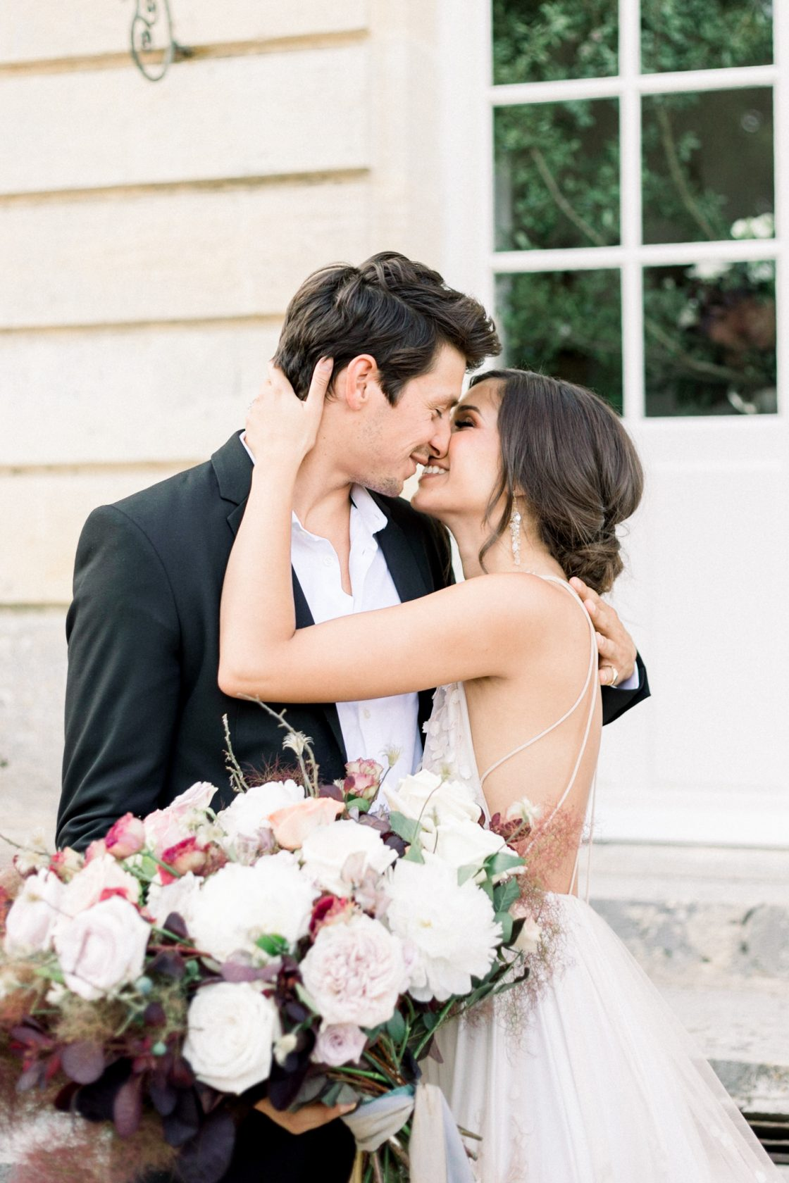 Intimate and Lush Elopement Inspiration in Normandy Alexi Lee Photography29