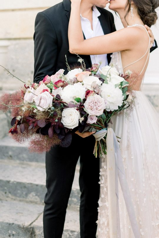 Intimate and Lush Elopement Inspiration in Normandy Alexi Lee Photography30