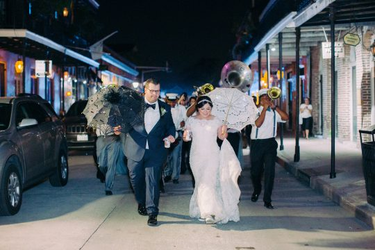 New Orleans Second Line for Wedding 3