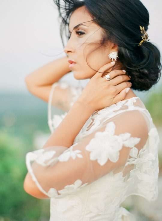 Organic Luxe Elopement Inspiration Alicia Yarrish Photography10