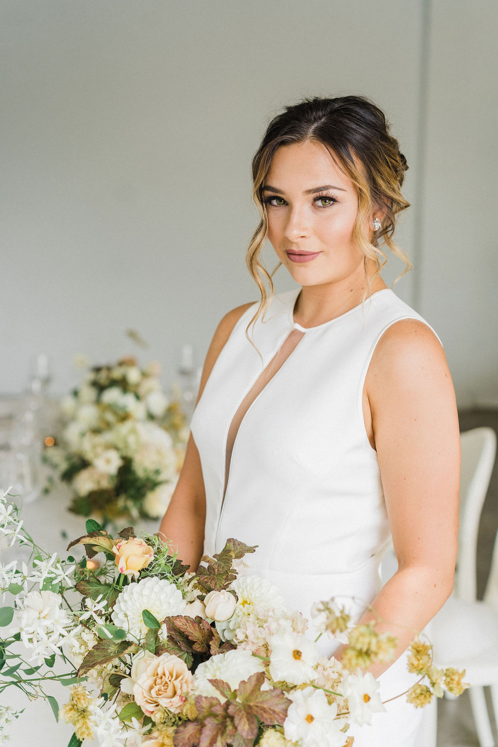 Sleek and Minimalist Wedding Inspiration Julia Simmons Photography11