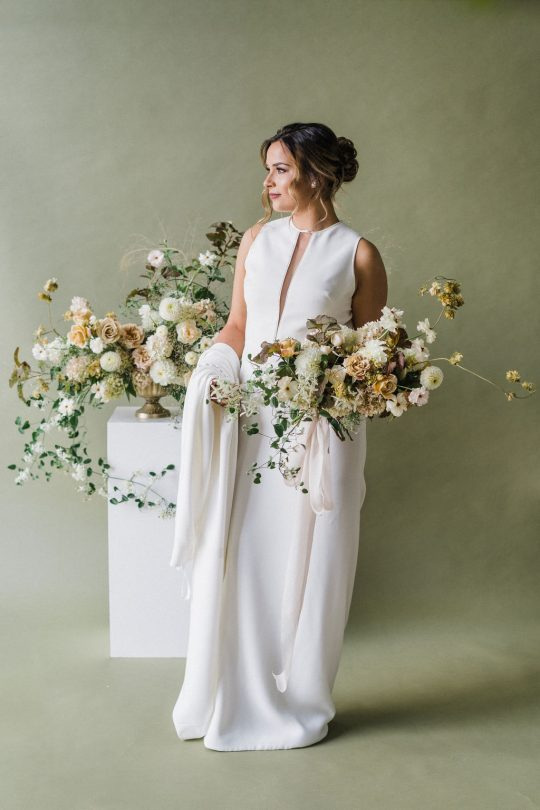 Sleek and Minimalist Wedding Inspiration Julia Simmons Photography12