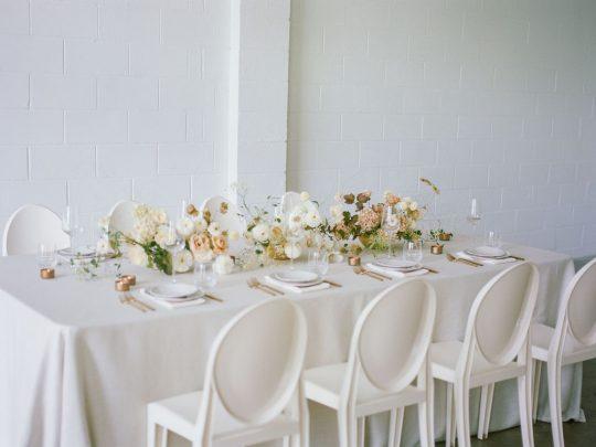 Sleek and Minimalist Wedding Inspiration Julia Simmons Photography16