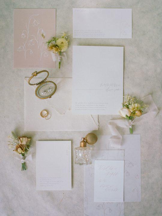Sleek and Minimalist Wedding Inspiration Julia Simmons Photography18