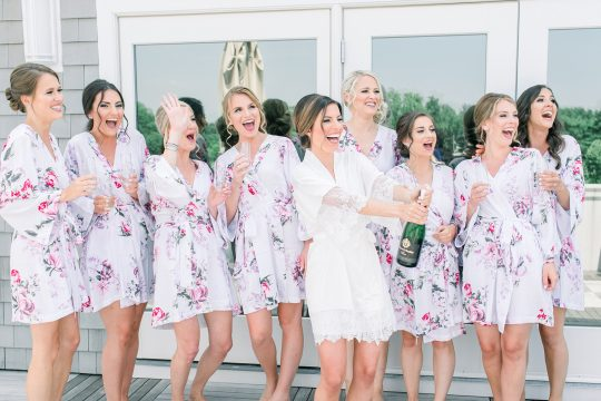 Stylish Pink Country Club Wedding Cassi Claire Photography01