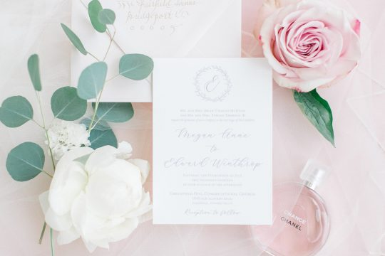 Stylish Pink Country Club Wedding Cassi Claire Photography03