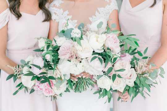 Stylish Pink Country Club Wedding Cassi Claire Photography18