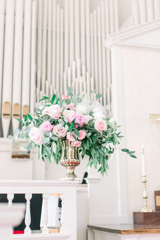 Stylish Pink Country Club Wedding Cassi Claire Photography20