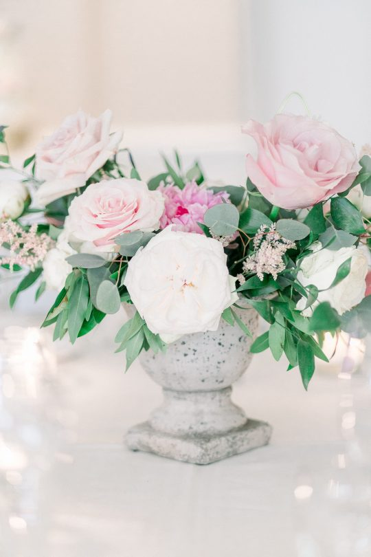 Stylish Pink Country Club Wedding Cassi Claire Photography28
