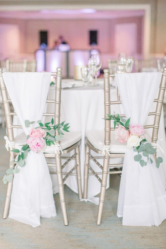 Stylish Pink Country Club Wedding Cassi Claire Photography33