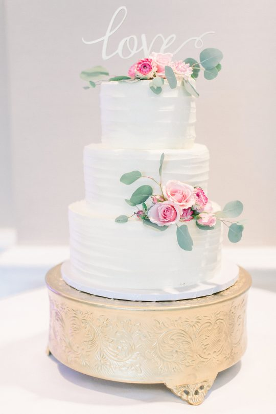 Stylish Pink Country Club Wedding Cassi Claire Photography34