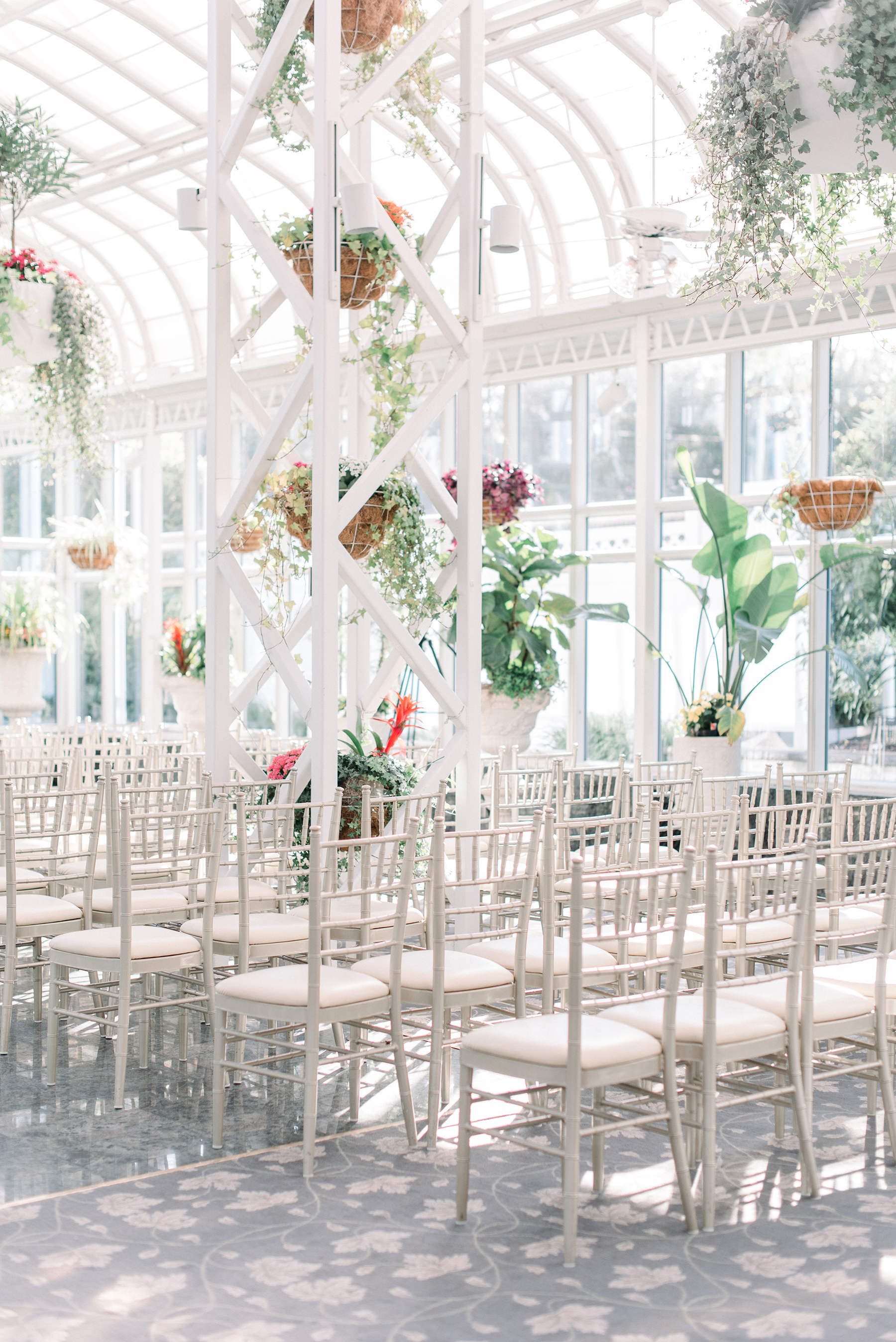 Timeless Conservatory Wedding with Neutral Colors Cassi Claire Photography13