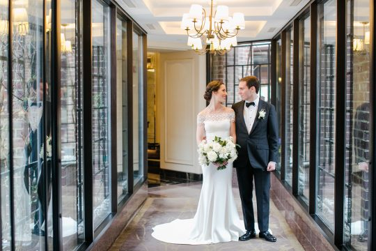 Timeless DC Wedding with Shades of Green Kristen Gardner Photography08