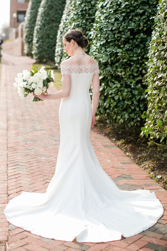 Timeless DC Wedding with Shades of Green Kristen Gardner Photography10