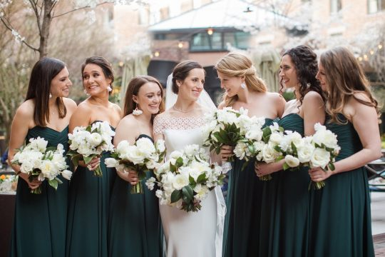 Timeless DC Wedding with Shades of Green Kristen Gardner Photography14