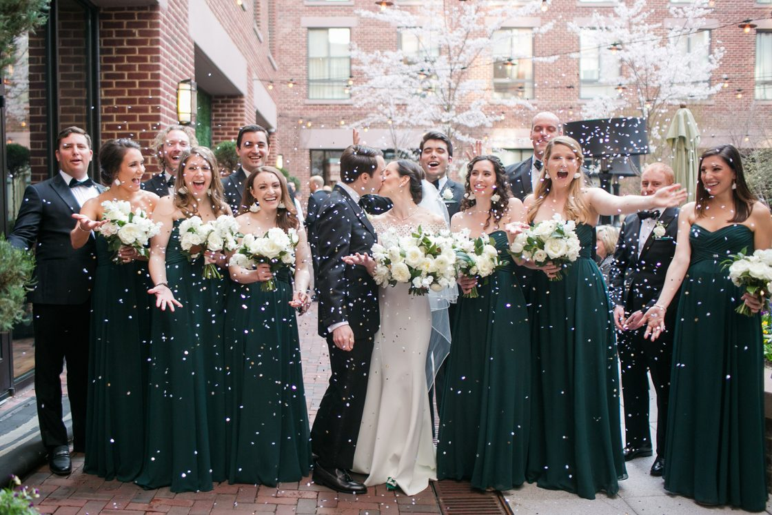 Timeless DC Wedding with Shades of Green Kristen Gardner Photography15