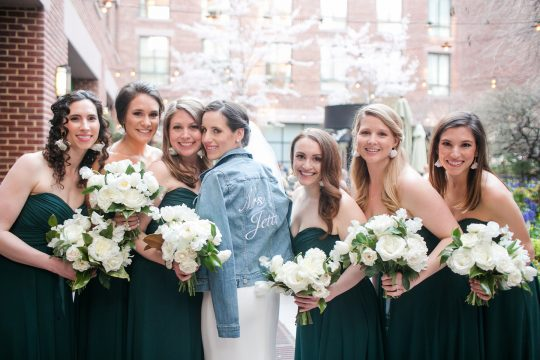 Timeless DC Wedding with Shades of Green Kristen Gardner Photography16
