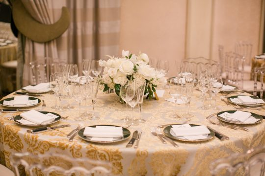 Timeless DC Wedding with Shades of Green Kristen Gardner Photography32