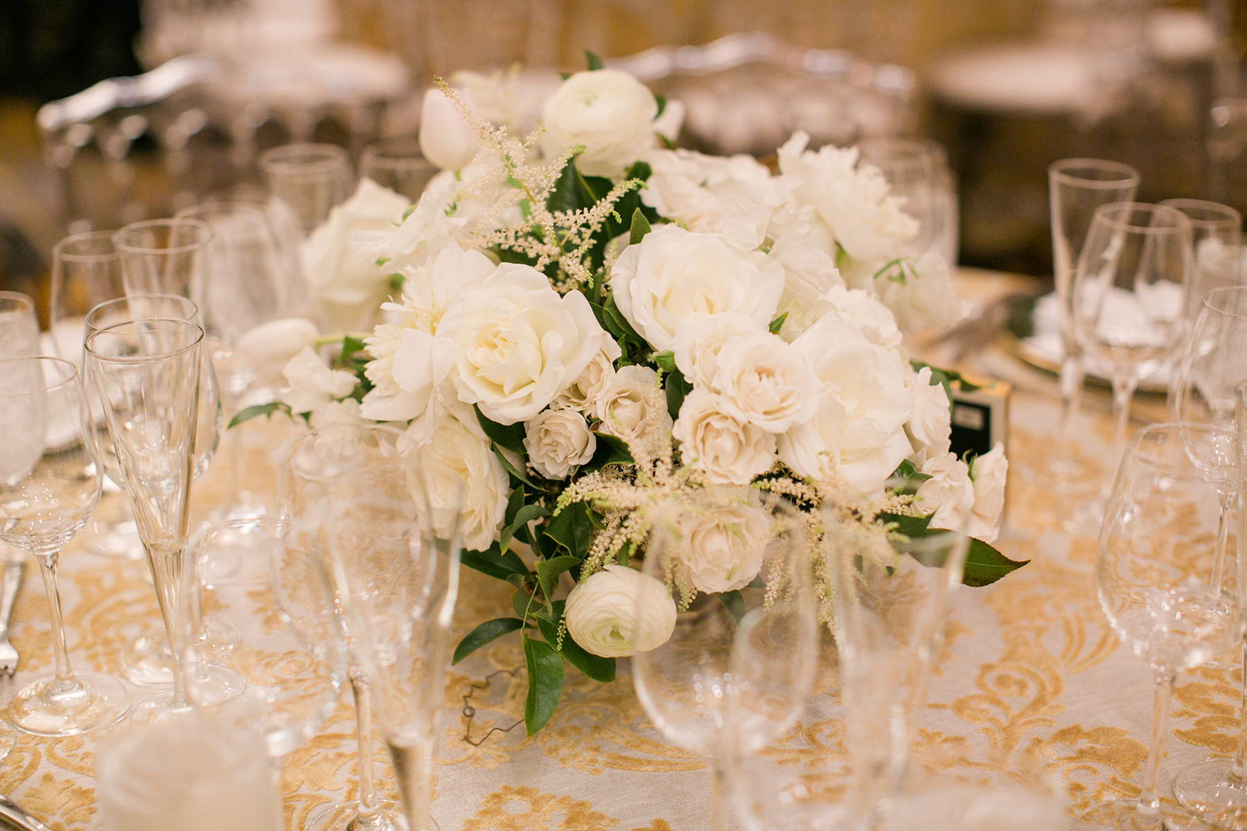 Timeless DC Wedding with Shades of Green Kristen Gardner Photography34