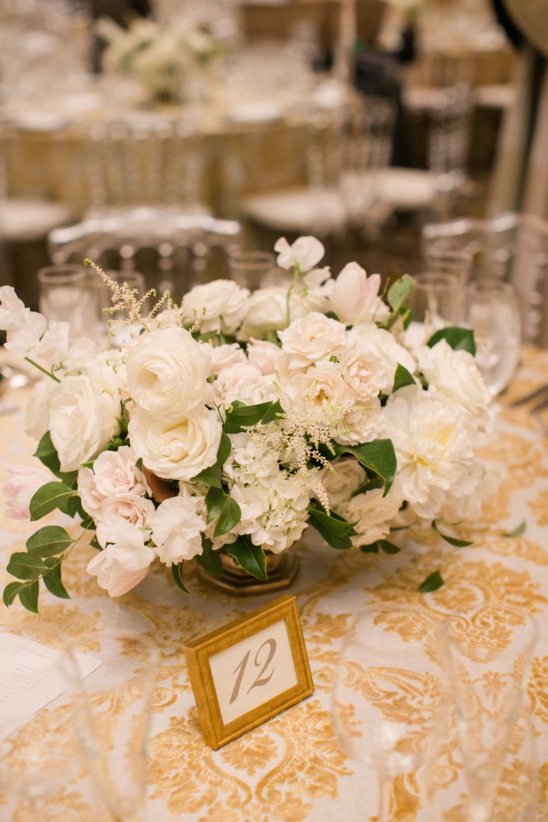 Timeless DC Wedding with Shades of Green Kristen Gardner Photography36