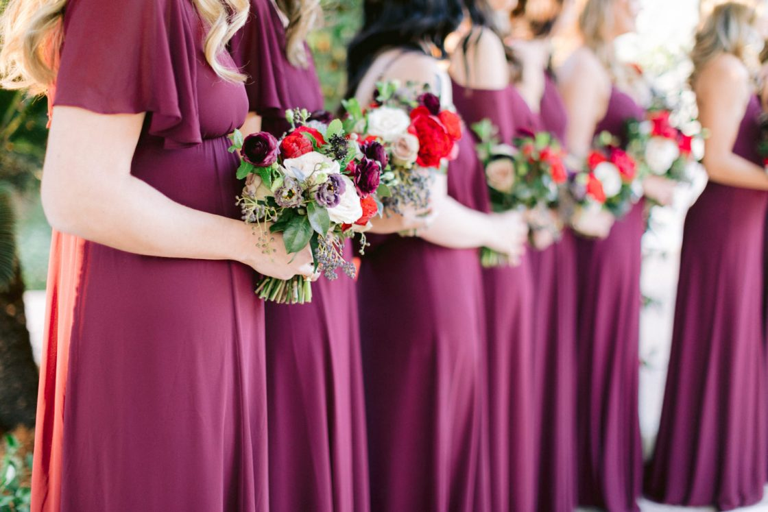 Traditional Burgundy and Navy Fall Wedding Susie and Will24