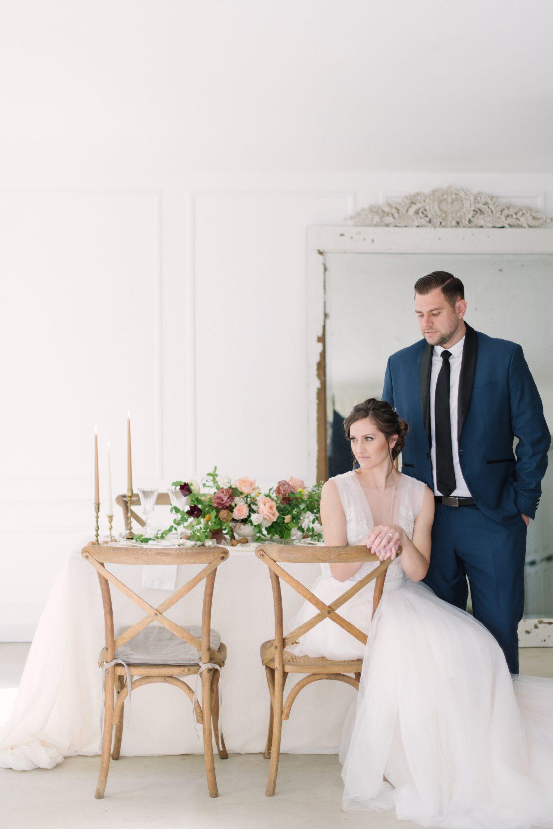 Elegant European Inspired Wedding Shoot 4