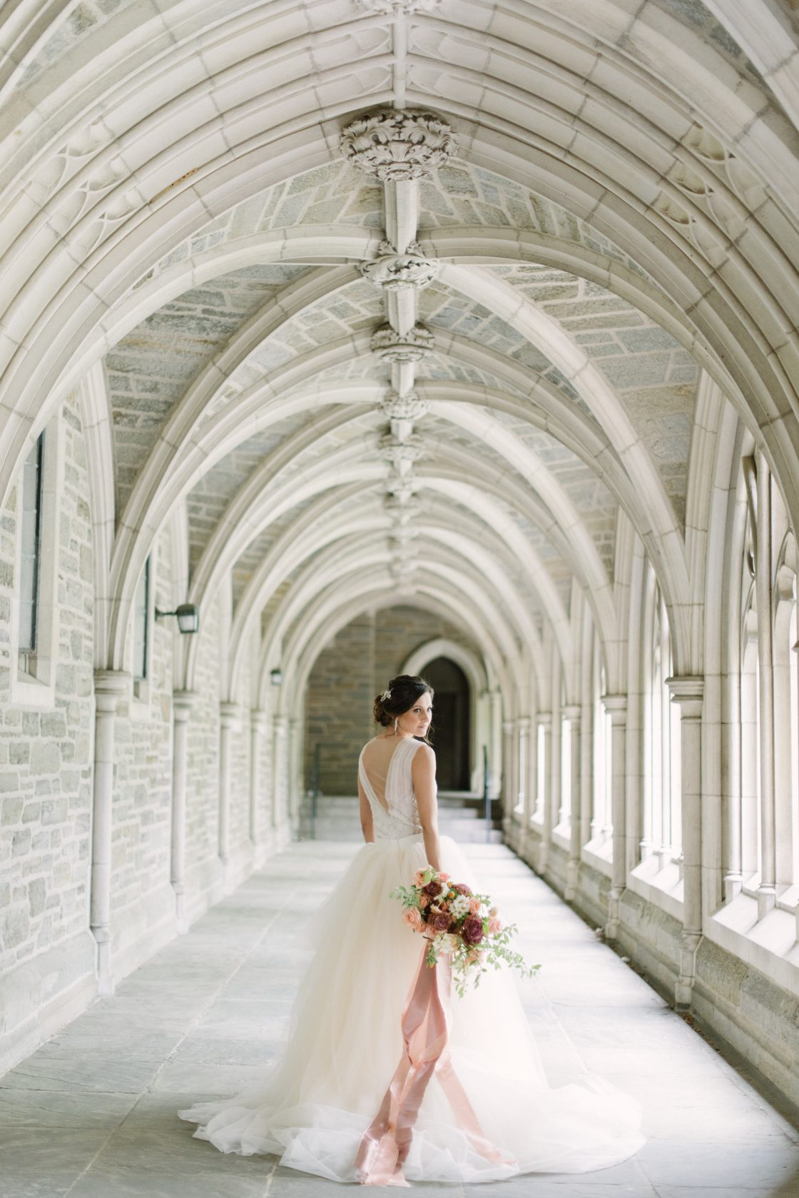 European Inspired Bridal Gown