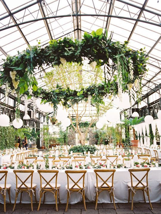 Botanical Conservatory Wedding in Michigan Kelly Sweet Photography15