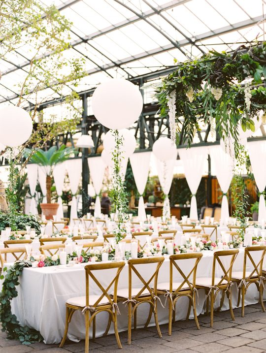 Botanical Conservatory Wedding in Michigan Kelly Sweet Photography16