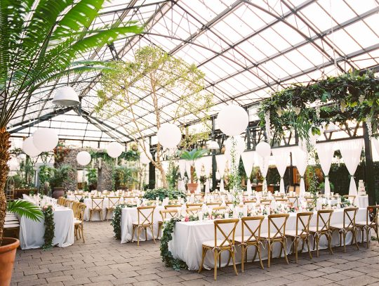 Botanical Conservatory Wedding in Michigan Kelly Sweet Photography21
