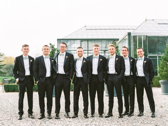 Botanical Conservatory Wedding in Michigan Kelly Sweet Photography40