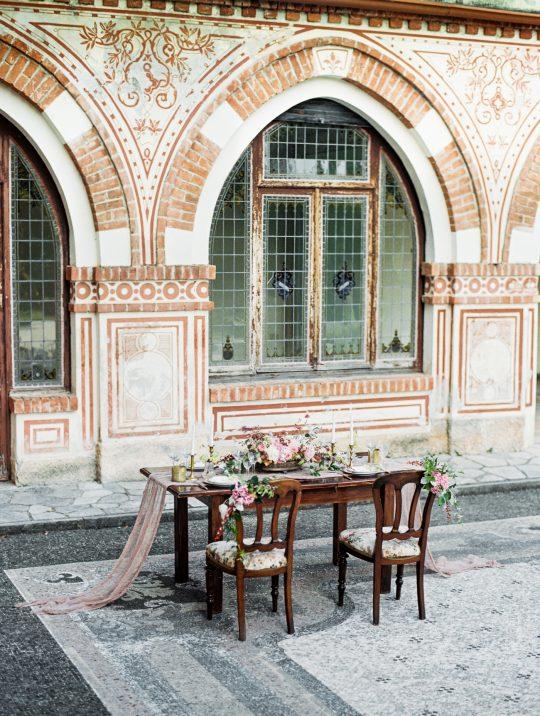 Old World Italian Villa Wedding Inspiration Duet Friday05