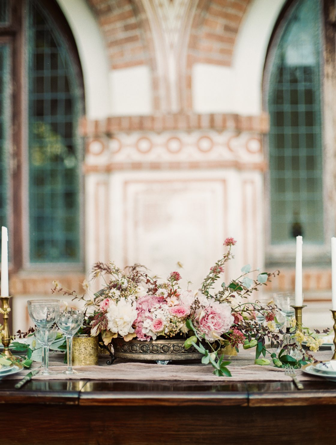 Old World Italian Villa Wedding Inspiration Duet Friday06
