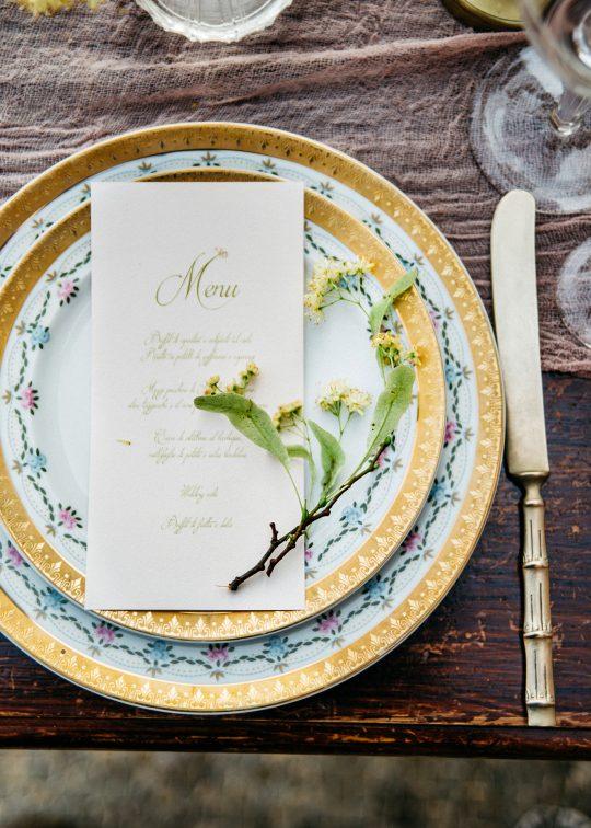 Old World Italian Villa Wedding Inspiration Duet Friday09