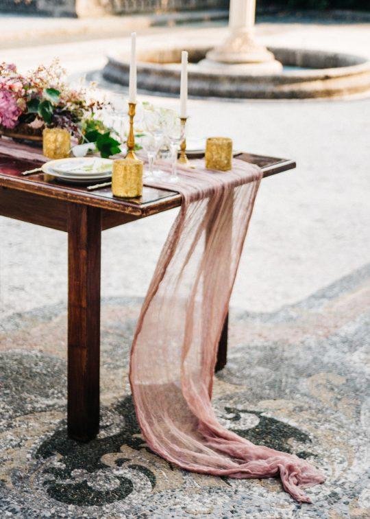 Old World Italian Villa Wedding Inspiration Duet Friday10