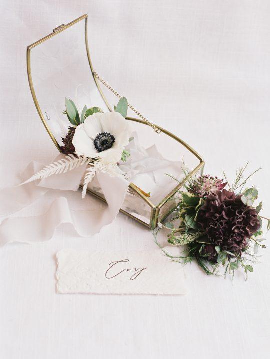 Romantic Forest Bridal Inspiration Grace Aston Photography01