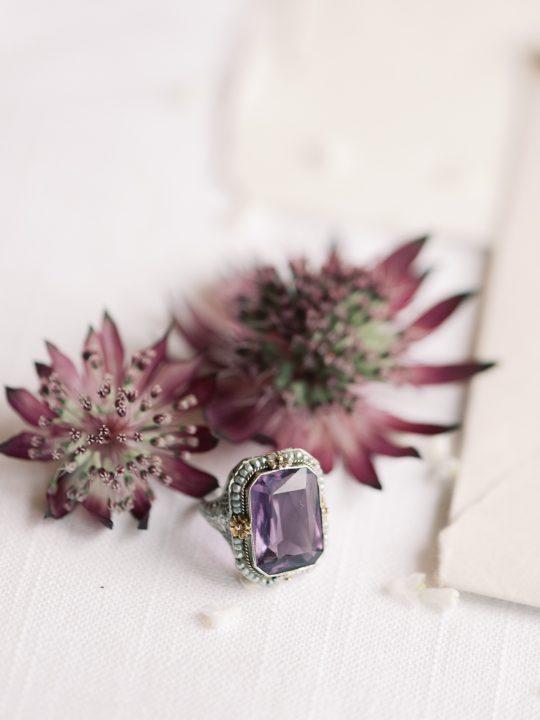 Romantic Forest Bridal Inspiration Grace Aston Photography06